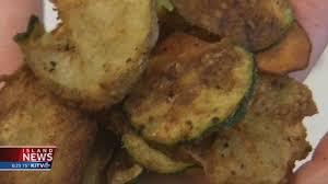 s hacks microwaveable veggie chips thanksgi