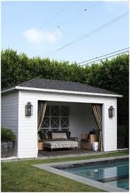 cabana design backyards cozy 25 best ideas about outdoor cabana on pinterest