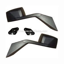 logo volvo trucks volvo truck hood black mirror set vn vnl vnm 82361058 82361059