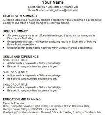 Building A Good Resume Write Resume For Easy Make A Good Free Download Essay And Within