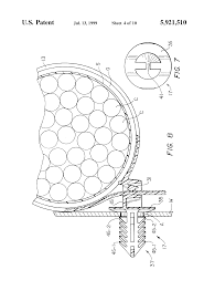 patent us5921510 cable tie with christmas tree fastener google