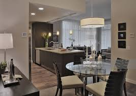 High Rise Apartment Building Floor Plans Open Floor Plan In Luxury Highrise Apartment Stock Photo Getty