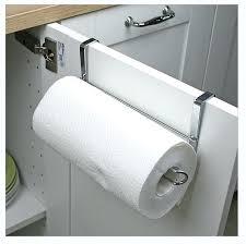 cabinet paper towel holder cabinet paper towel holder free plans to a kitchen cabinet door