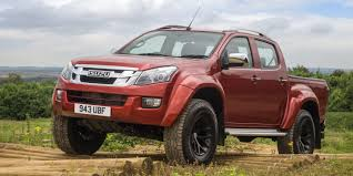 isuzu dmax 2006 isuzu d max gets pumped up with help from iceland u0027s arctic trucks