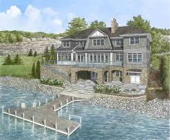 House Lots Bay Harbor Waterfront Lots