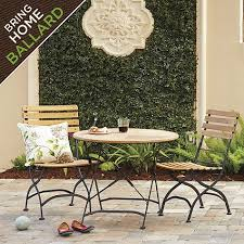 Ballard Designs Patio Furniture 139 Best Home Bistro For Sale Images On Pinterest Bistros