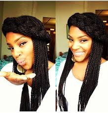 Half Up Half Down Hairstyles Black Hair 29 Senegalese Twist Hairstyles For Black Women Stayglam