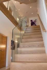 Glass Banisters For Stairs Abbott Wade Ltd New 15mm Toughened Frameless Glass Staircases