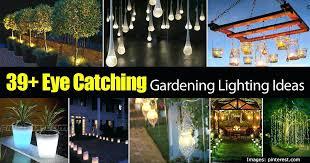 ideas for garden lighting miseryloves co