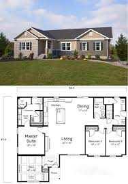 Floor Plan For Residential House Awesome Floor Plan The Master Bathroom Has It All Home