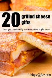 Cheese Gifts Grilled Cheese Gifts You Probably Want To Own Right Now Unique
