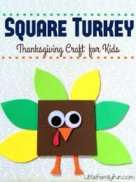 cute turkey craft fun and simple thanksgiving craft for kids