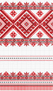 ukraine pattern vector ukraine style fabric ornaments vector graphics 01 vector pattern