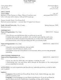 resume title exle define resume for a