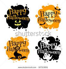 halloween logo stock images royalty free images u0026 vectors