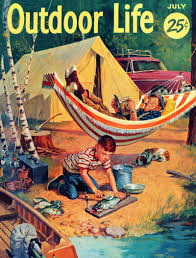 at the campground july 1955 jigsaw puzzle puzzlewarehouse com