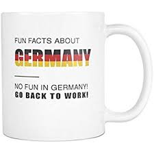 facts about germany no in germany go back to