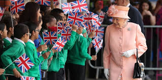 anniversary messages the royal family