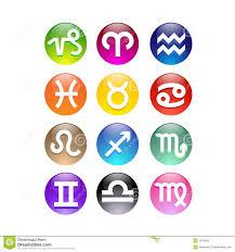 zodiac signs stock vector image of astrologic capricorn 7873809