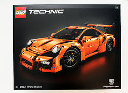 porsche instructions issues official statement regarding technic porsche 911 gt3 rs