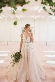 blush wedding dress trend wedding gowns blush wedding gown trend fresh looking with blush