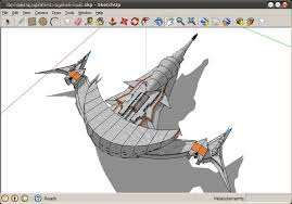 google sketchup in linux a reality