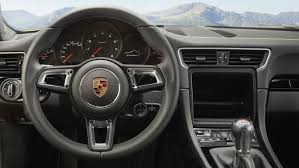 porsche 2017 4 door the 2018 porsche 911 carrera t is a lightweight 911 made for