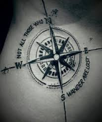 160 best compass tattoos and meanings april 2018 part 4