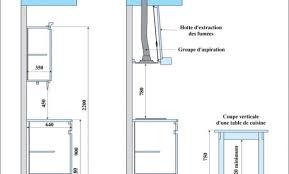 hauteur standard plan de travail cuisine hauteur plan de travail cuisine quelle hauteur de plan de travail