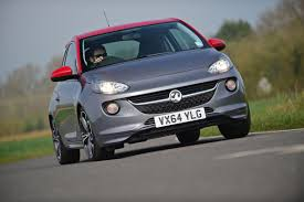 Vauxhall Adam S Review Auto Express