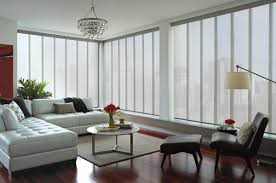 Curtains For A Large Window Large Window Blinds And Curtains Window Blinds