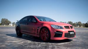 holden maloo gts hsv gts walkinshaw performance w507 churns out 680 horsepower