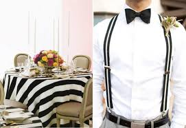 black and white wedding picture of awesome ideas for a black and white wedding