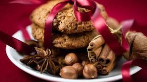 eggnog dark chocolate cookies the perfect vegan christmas cookies