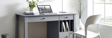Grey Office Desk Grey Desks Computer Tables For Less Overstock