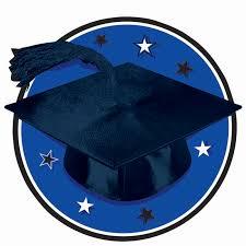 blue graduation cap buy blue felt graduation cap shop stunning graduation caps and