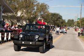 jeep christmas parade mayor jacobs joins holiday parades to spread yuletide cheer across