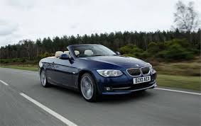 bmw 320i convertible review bmw 3 series convertible e93 2007 car review honest