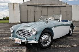 feature 1959 austin healey model 100 6 u2013 classic recollections