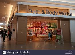 store decoration bath and body works store christmas decoration in fairview mall