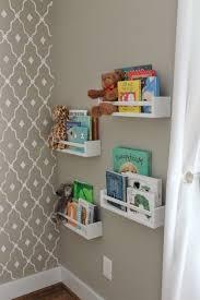Nursery Wall Bookshelf Wall Bookshelves For Nursery Bookcase Ideas