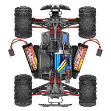 rc nitro monster trucks traxxas electric summit vxl 1 16 scale 4wd extreme terrain