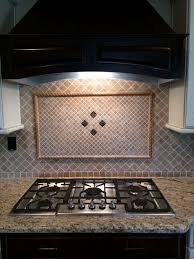 Best Backsplash Ideas Images On Pinterest Backsplash Ideas - Kitchen medallion backsplash