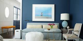 Blue Accent Wall | 53 stylish blue walls ideas for blue painted accent walls
