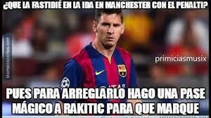 Memes De Lionel Messi - lionel messi y los mejores memes de su partidazo ante el