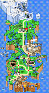 Paper Mario World Map by Play A Game Of Mushroom Kingdoms On This Super Mario Map Of