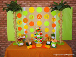 jungle birthday party greygrey designs my grant s jungle book 2nd birthday party