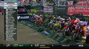 Ama Supercross 2017 Anaheim 450 Heat 1 Video Dailymotion