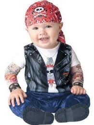 Halloween Costume Ideas Baby Boy Motoquero