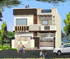 small house in front elevation designs for small houses in india the best
